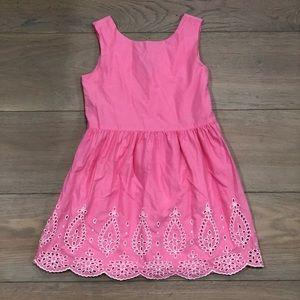 Gap Kids Girls Pink Sun Dress S